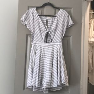 American Threads Romper